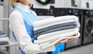 Washing work equipment